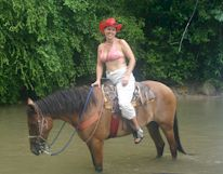 horse back riding in Puerto Vallarta Mexico